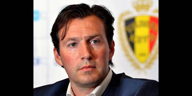 Marc Wilmots ne sera pas le coach des U16 à Visé - La DH