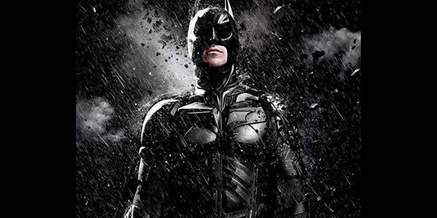Le dernier Batman: dantesque!