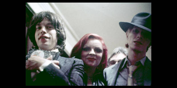 La love story de Mick et David