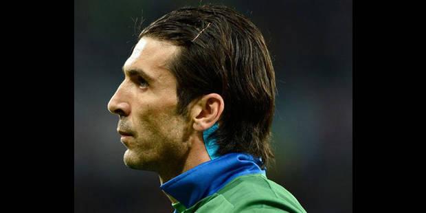 Euro 2012: Pirlo et Buffon, les empereurs - La DH