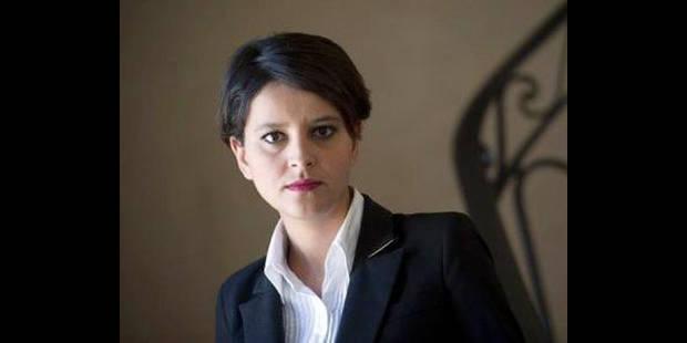 """Najat Vallaud-Belkacem veut faire """"disparaître"""" la prostitution en France - La DH"""