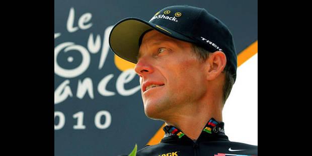 Dopage: Feu vert pour la procédure contre Lance Armstrong