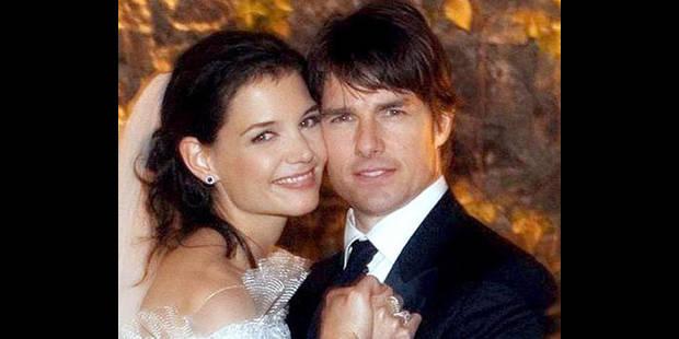 Tom Cruise et Katie Holmes, c'est fini