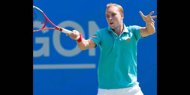 ATP Eastbourne - Steve Darcis en demi-finales