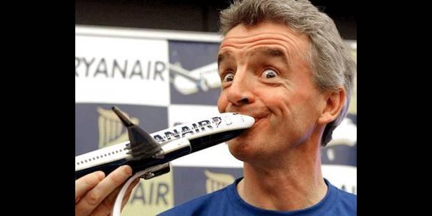 Les subsides publics ont sauvé Ryanair - La DH
