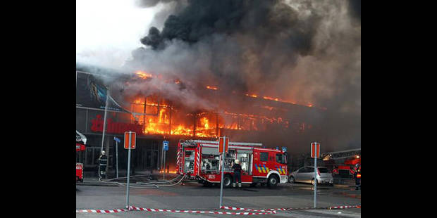 Incendie criminel : instruction  presque boucl�e
