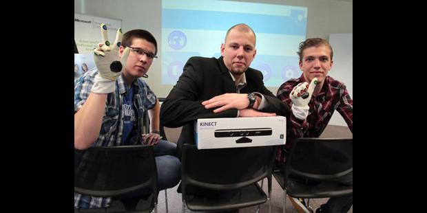 Le langage des signes à la sauce Kinect
