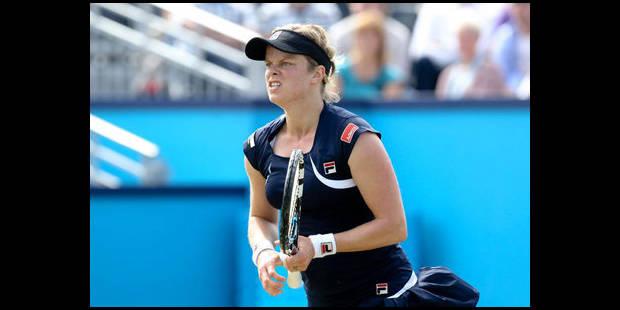WTA Rosmalen : Kim Clijsters qualifié pour les demi-finales - La DH