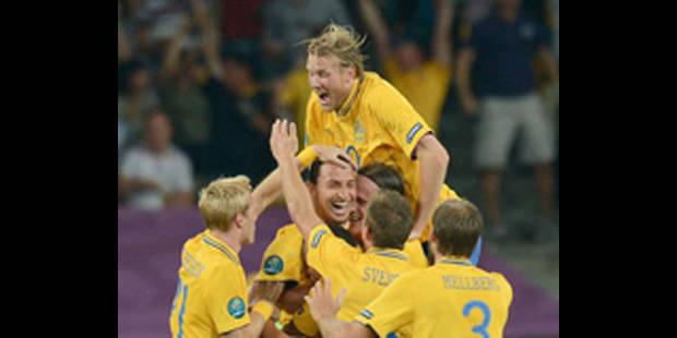 Les Suédois sortent par la grande porte - La DH
