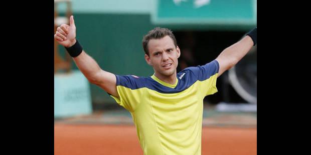 Roland-Garros : Isner battu par Mathieu au terme d'un match marathon - La DH