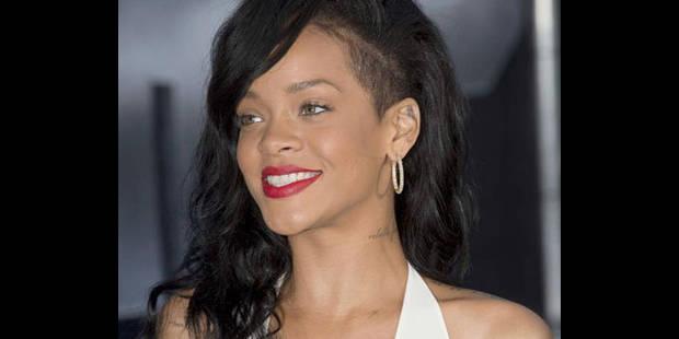 Rihanna en pince pour Cheryl Cole - La DH