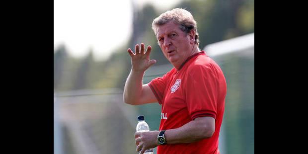 Face à la Belgique, Hodgson doit effectuer les derniers réglages anglais - La DH