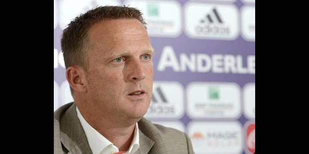 """Van den Brom: """"Je pense comme Van Gaal"""" - La DH"""