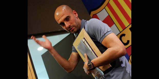 """Guardiola: """"Mon seul regret  ? Ne pas être allé à Munich"""""""