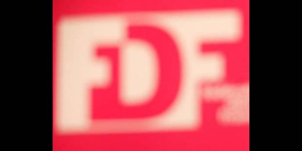 Uccle: Maison, De Bock, Fraiteur en haut de la liste FDF - La DH