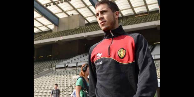 "Hazard: ""Avec Leekens, ça a été tendu à un certain moment"""