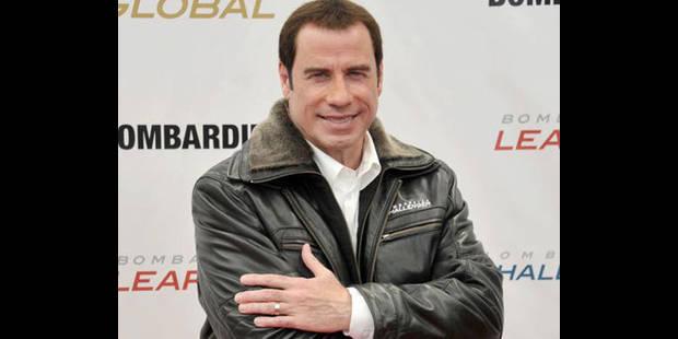 Une troisième plainte contre Travolta