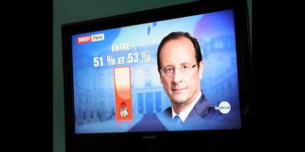 Le marché inquiet pour la Grèce mais pas de la victoire de Hollande - La DH