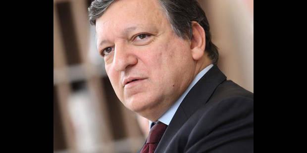 """Barroso: """"pas de renégociation du pacte budgétaire"""" - La DH"""