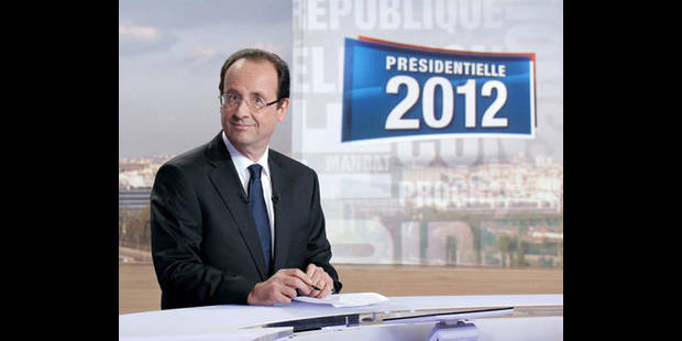 Second tour de la pr�sidentielle: Fran�ois Hollande hyper-favori