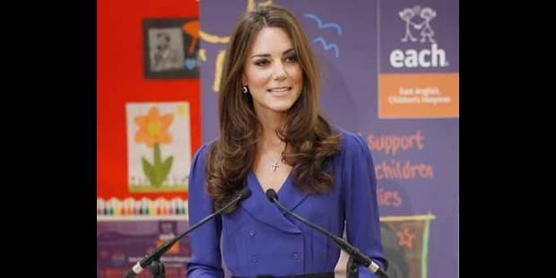 Kate Middleton  fâchée contre sa soeur - La DH