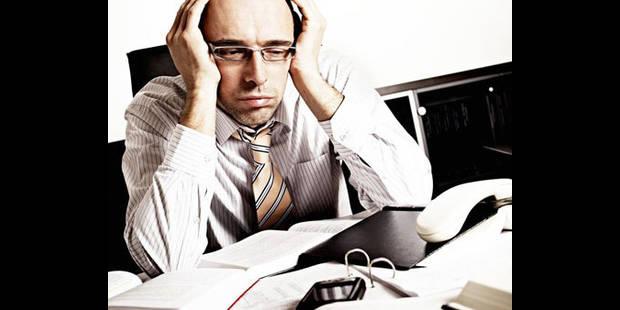 Les indépendants de plus en plus stressés - La DH