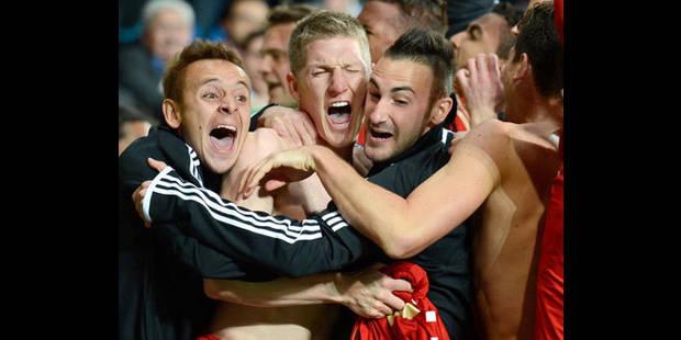 Le Bayern se qualifie au bout du suspense (2-1, 3-1 tab) - La DH