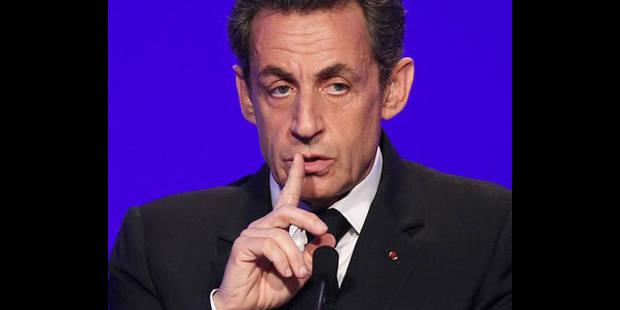 """Sarkozy: Marine Le Pen """"est compatible avec la République"""" - La DH"""