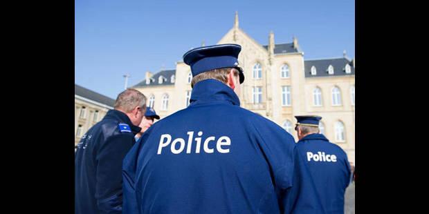 Deux faux policiers interceptés à Pont-à-Celles