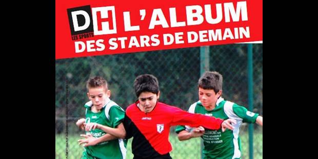 L'album des stars de demain dans votre DH de vendredi - La DH