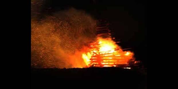 Incendie criminel dans une station-service à Waterloo - La DH