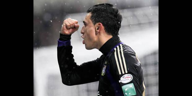 Matias Suarez recevra son Soulier d'Or dimanche