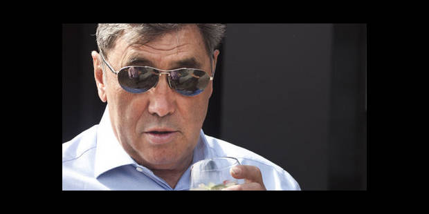 Eddy Merckx inculpé