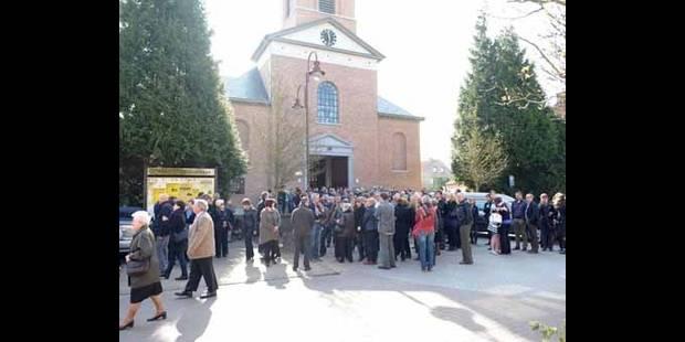 Tragédie de Sierre: le second chauffeur enterré à Aarschot