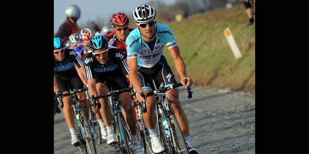 "Boonen: ""Un sprint de 17 secondes,  c'est troplong !"""