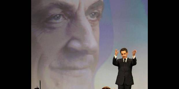 Sarkozy défend son bilan... et attaque Hollande - La DH