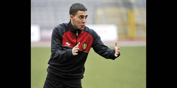 Liverpool veut aussi Eden Hazard - La DH