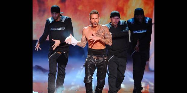 NRJ Music Awards: Adele, LMFAO, M. Pokora récompensés - La DH