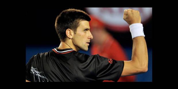 Djokovic le conquérant remporte l'Open d'Australie - La DH