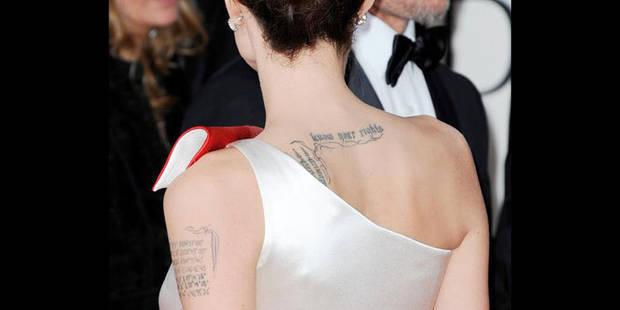 Le penchant des stars pour les tatouages