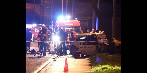 Sept blessés à la rue de France - La DH