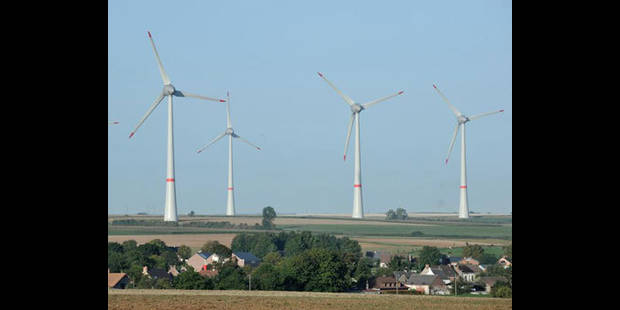 Extension  du parc éolien : c'est non !