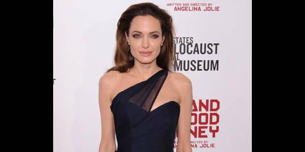 Angelina  critique Madonna! - La DH