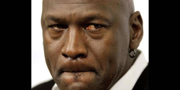 Michael Jordan fait sa demande en mariage