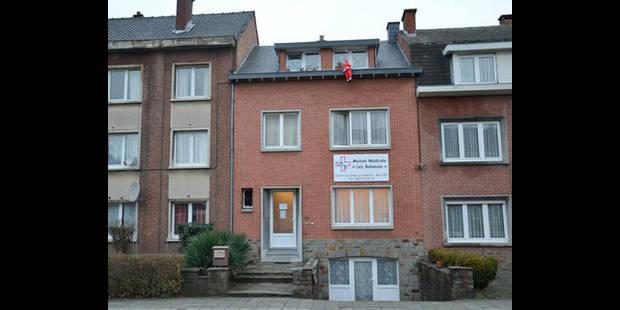 Une nouvelle maison m dicale for Acheter maison en belgique