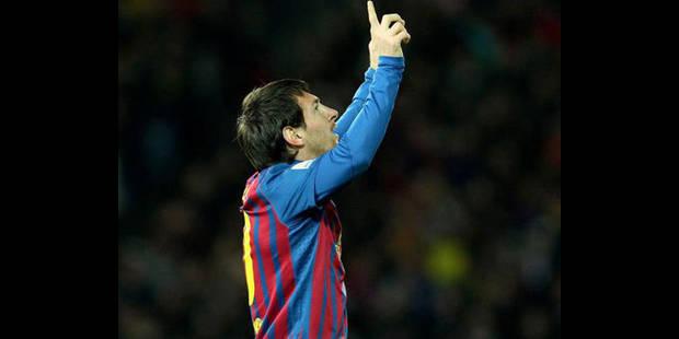 Messi se dit certain de remporter un jour la Coupe du monde - La DH