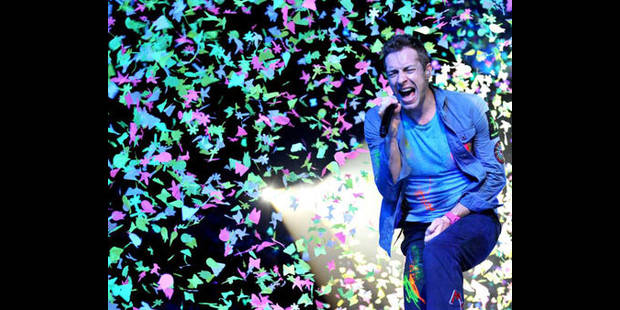 Coldplay, ludique  et énergique! - La DH