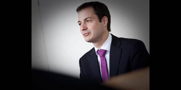 Grève: Alexander De Croo propose un co-voiturage - La DH