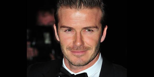 David Beckham, 3e plus gros salaire de France ? - La DH
