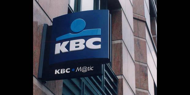 Fitch menace de baisser la note de KBC et de Dexia Banque Belgique - La DH